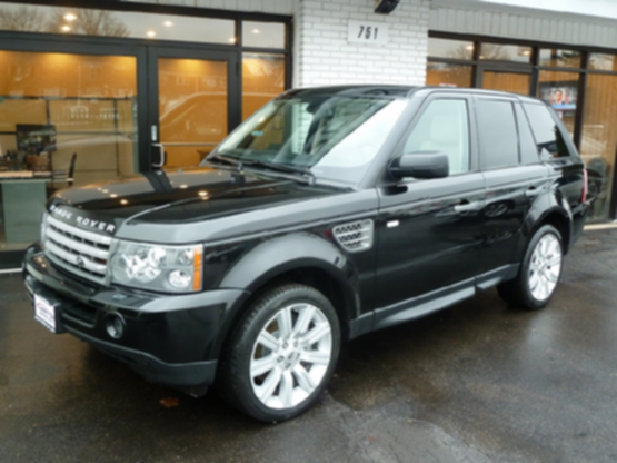 2009 LAND-ROVER Range Rover Sport Supercharged AWD