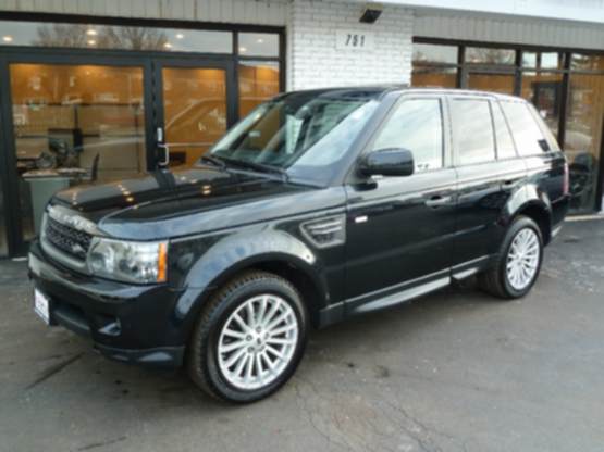 2011 LAND-ROVER Range Rover Sport HSE AWD