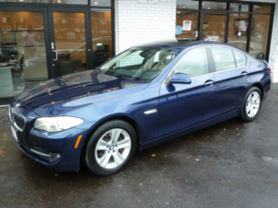 2013 BMW 5-Series 528i AWD