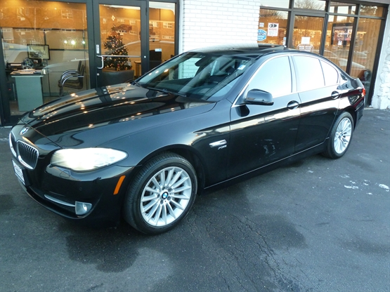 2011 BMW 5-Series 535i xDrive AWD