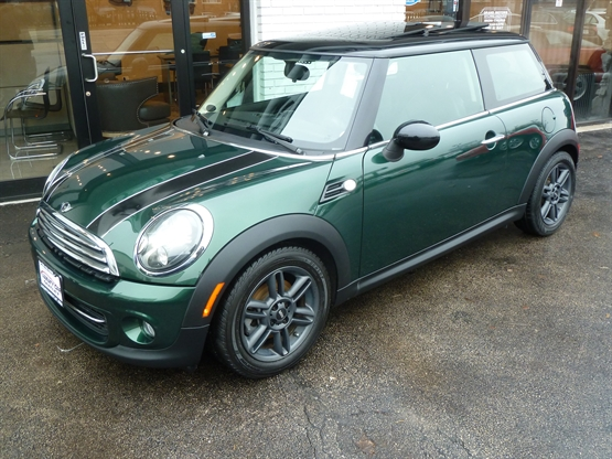 2011 MINI Cooper Hatchback FWD