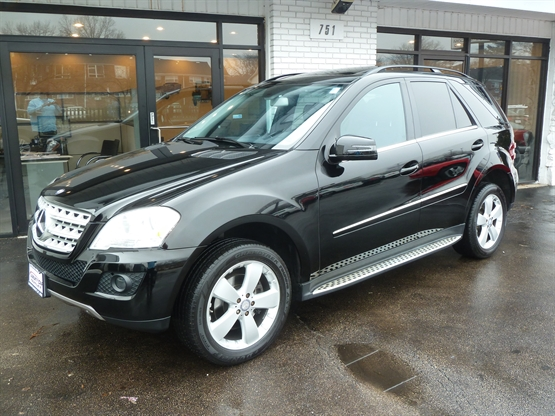 2011 MERCEDES-BENZ ML-Class 350 4MATIC AWD