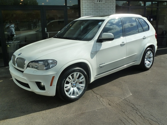 2012 BMW X5 50i xDrive AWD