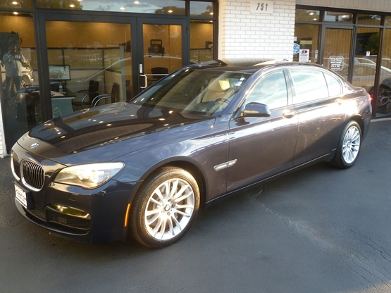 2011 BMW 7-Series 750Li xDrive AWD