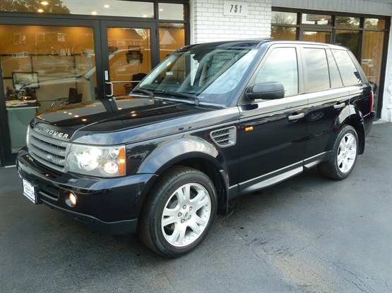 2007 LAND-ROVER Range Rover Sport HSE AWD