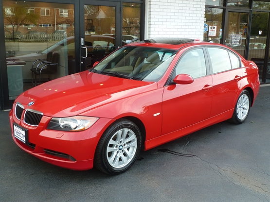 2006 BMW 3-Series 325XI AWD