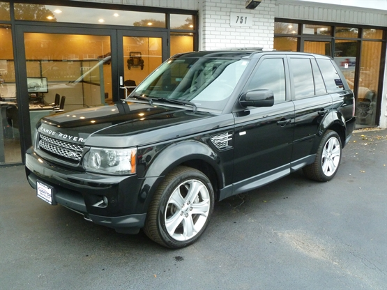 2010 LAND-ROVER Range Rover Sport Supercharged 4x4