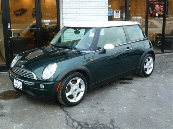 2003 MINI Cooper Hatchback FWD