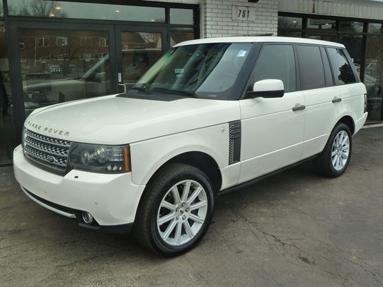 2010 LAND-ROVER Range Rover Supercharged AWD