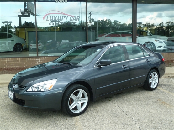 2004 HONDA Accord EX FWD