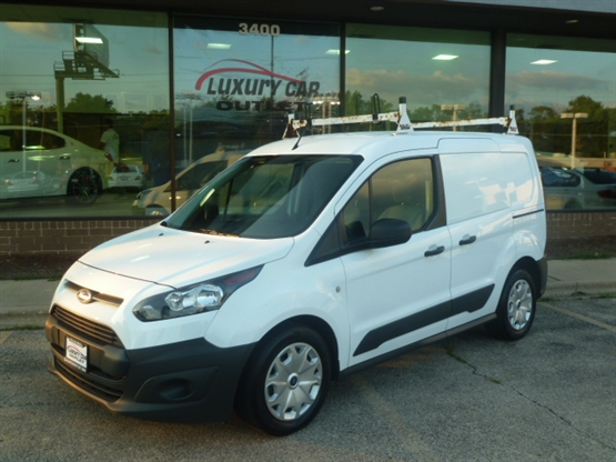 2015 FORD Transit Connect Van XL SWB FWD