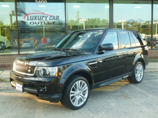 2012 LAND-ROVER Range Rover Sport HSE LUX AWD