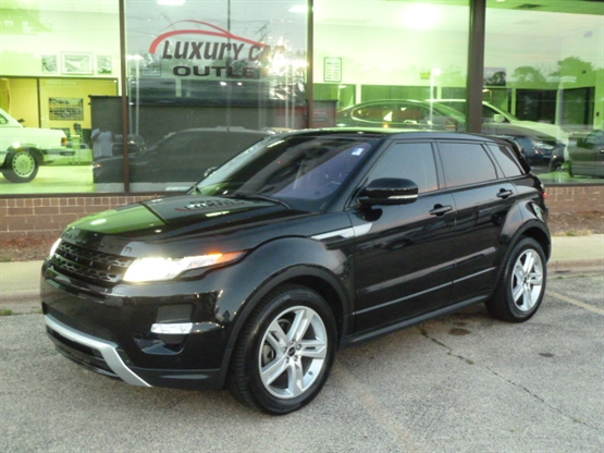 2012 LAND-ROVER Evoque  HSE Dynamic AWD