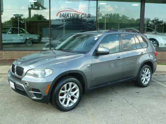 2011 BMW X5 35i xDrive AWD