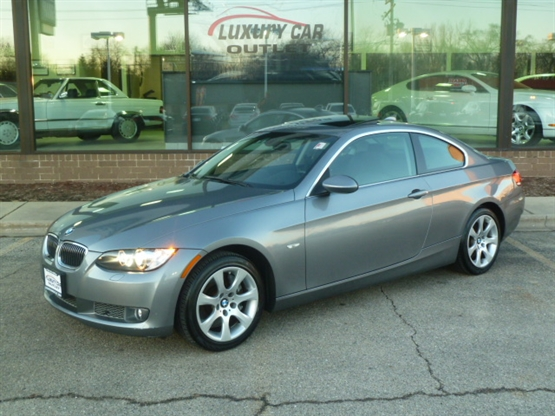2008 BMW 3-Series 335xi AWD