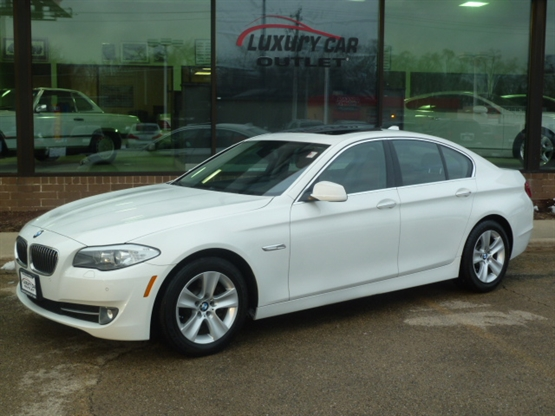2013 BMW 5-Series 528i xDrive AWD