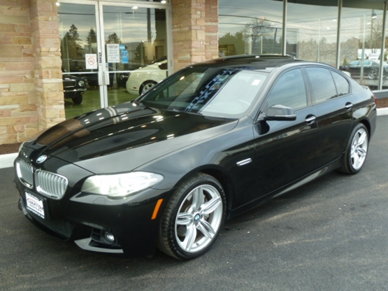 2015 BMW 5-Series 550i xDrive AWD