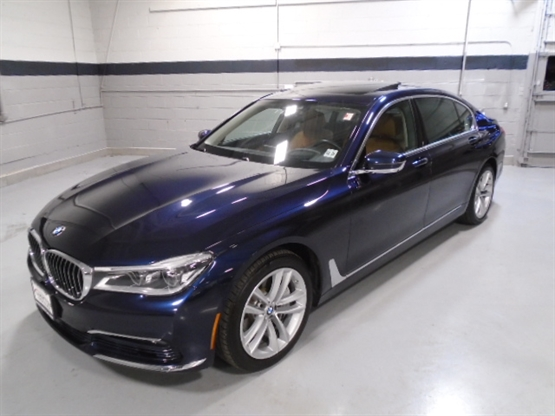 2016 BMW 7-Series 750i xDrive AWD