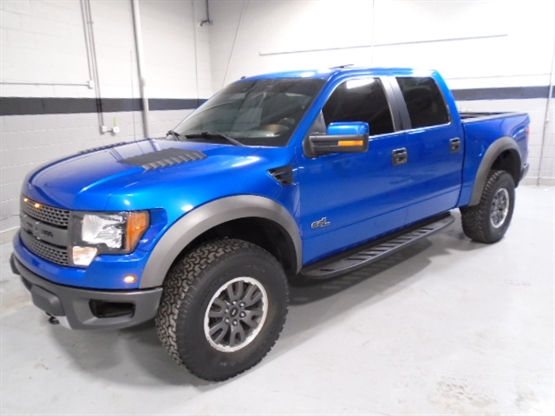 2011 FORD F-150 SVT Raptor 4x4