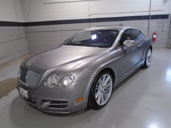 2006 BENTLEY Continental GT AWD AWD