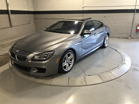 2015 BMW 6-Series 640i xdrive AWD