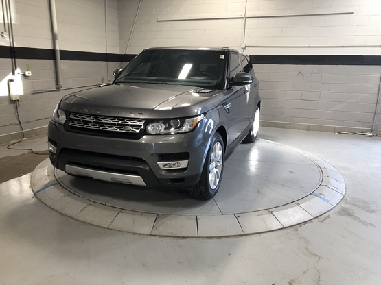 2014 LAND-ROVER Range Rover Sport HSE AWD